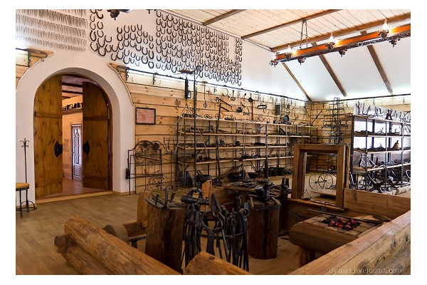 Музей Кузнечная слобода