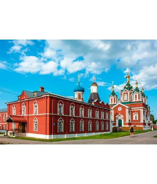 Экскурсия в Коломенский Кремль